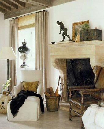 Richard Hallberg and Barbara Wisely, Interior Design