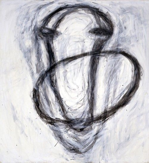 Drawing Lines With Oil Paint : Best images about susan rothenberg on pinterest oil