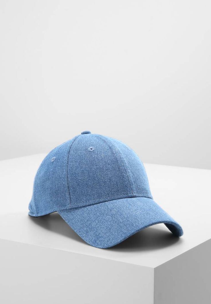 New Era. 9FORTY - Cap - blue. Outer fabric material:100% cotton. Fabric:Denim