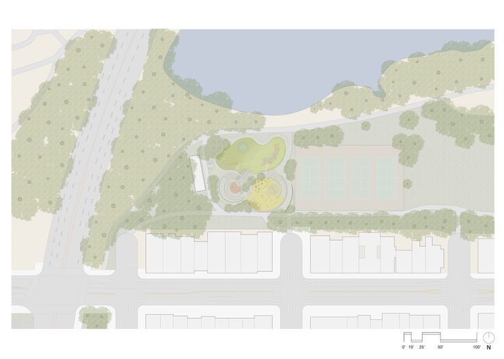 Gallery of Mountain Lake Park Playground / Bohlin Cywinski Jackson - 13