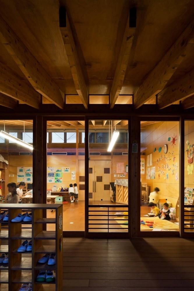 18 Best Minimal Images On Pinterest School Design Schools And Wooden Shoe Nursery