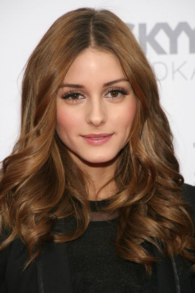 Image detail for -OLIVIA PALERMO MAKEUP STYLE | Celebrity Makeup Styles 2012 | Honey brown hair, Hair styles, Honey brown hair color