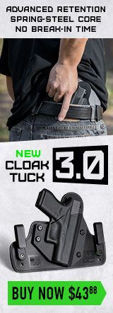 Alien Gear Holsters designs quality, IWB concealed carry gun holsters