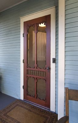 Victorian Screen & Storm Doors - YesterYear's Vintage Doors
