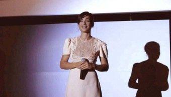 #Diane #Fleri #MovieMov Italian Film Festival #Bangkok - #thailandia  #ELISABETTAFRANCHI #dress #FW13