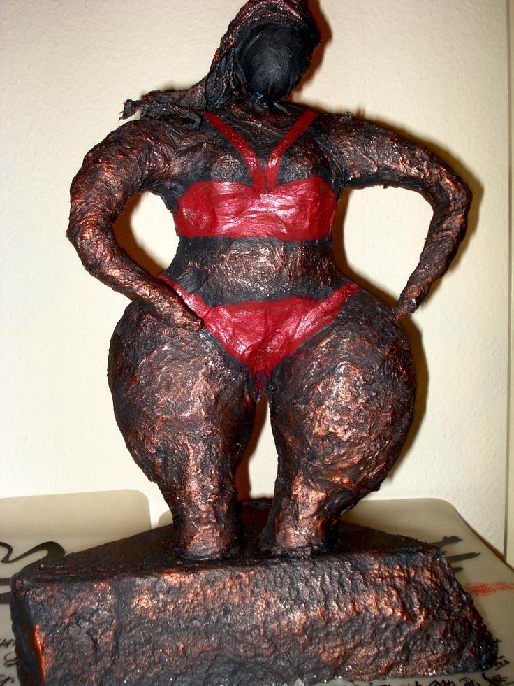 """Nana Red bikini"" - by SherLizz (november 2010)"