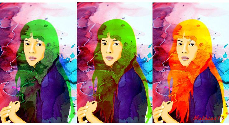 pop art, in my version
