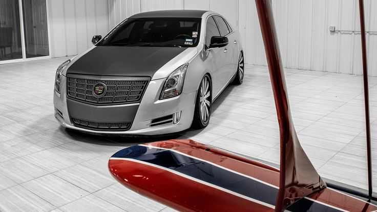 DUB Magazine - Complete Customs: Cadillac XTS.