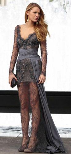J'aimerais avoir l'occasion de mettre des belles robes comme ça !