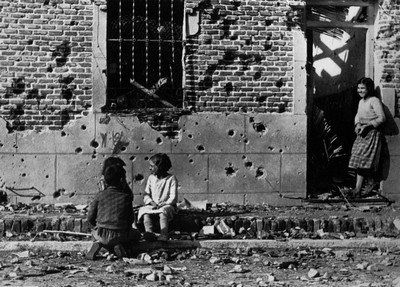 Madrid 1936 / Guerre civile espagnole