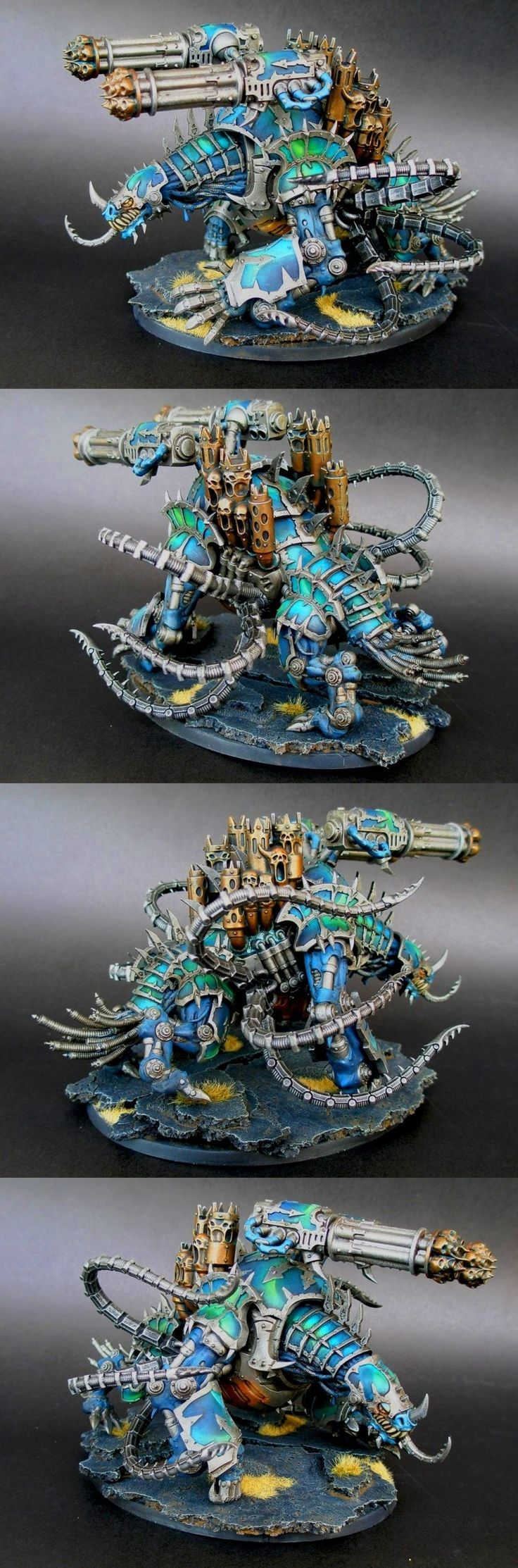 Games workshop colorado - Chaos Space Marines Forgefiend
