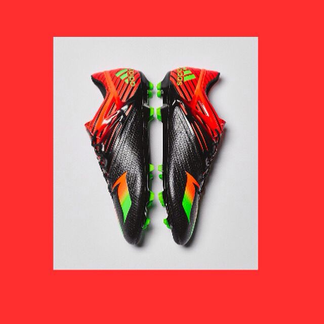 The New Team Messi Boots