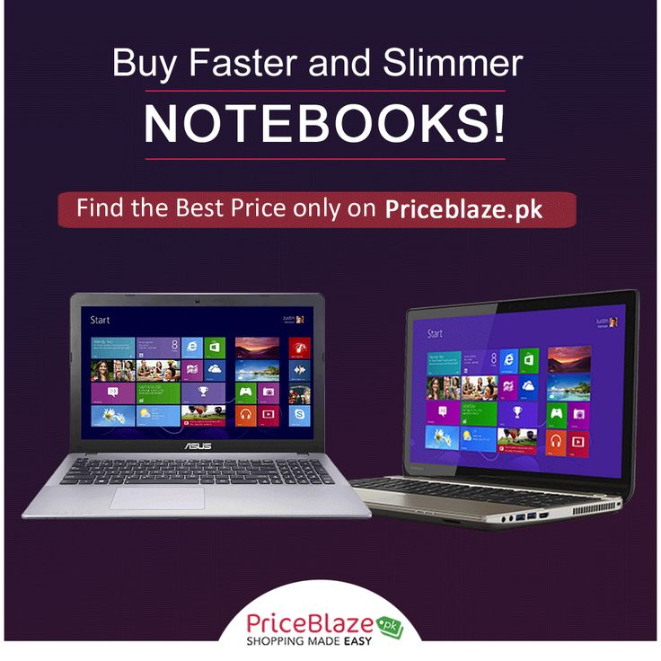Trendy & Hi-Tech #Notebooks... get the best for yourself. Visit http://ow.ly/THaj309y4tB #Computers #Laptops #Notebooks #Mac #Dell #Hp