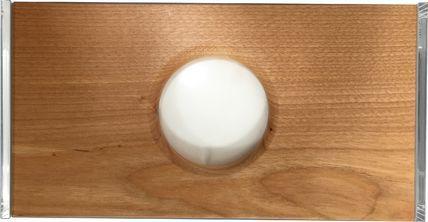 天然木とアクリルの融合 ティッシュウエイト マカバ 日本製