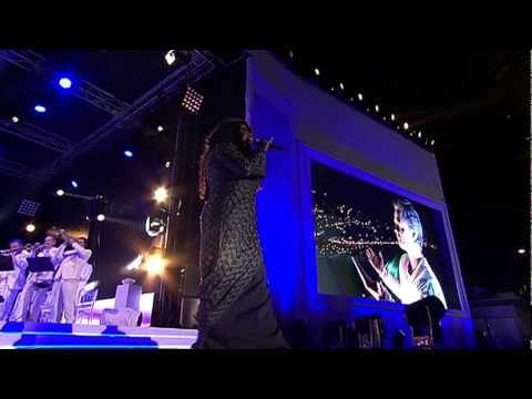 ▶ The Passion 2012 - Afscheid nemen bestaat niet (Finale) - YouTube