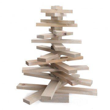 Kerstboom bouwen met kapla