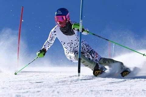 Veronika Velez Zuzulová - Svetový pohár v Maribore - slalom - 2. miesto