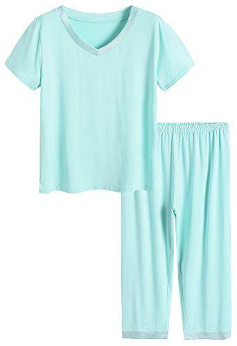 6d7d7385e The perfect Latuza Latuza Women๏ฟฝs Sleepwear Tops with Capri Pants Pajama  Sets Women s Fashion Clothing online.   24.99 - 32.99  findanew from top  store