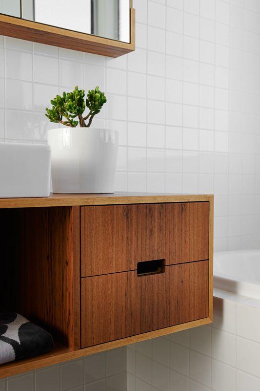 Bathroom Joinery - Auld Design