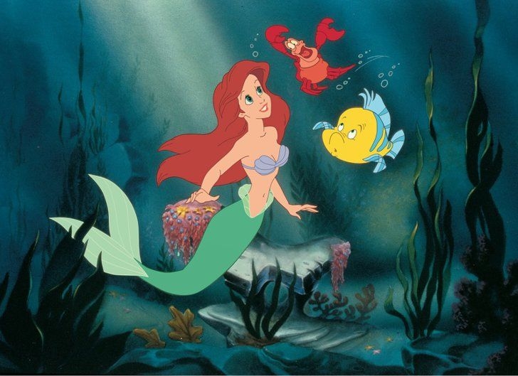 Pin for Later: A History of Mermaids in Pop Culture Disney's The Little Mermaid