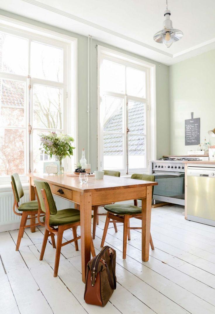 Küchendesign kleiner raum vintage heaven in den bosch  love nest  pinterest  home room and
