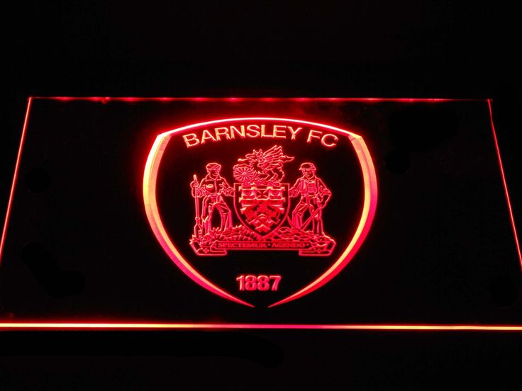 Barnsley F.C. LED Neon Sign