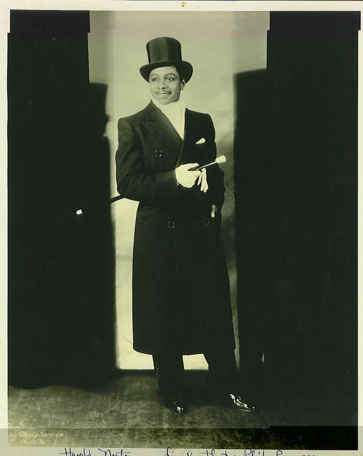 harold norton | harold norton cotton club photo from cotton club ballroom dancer s ...