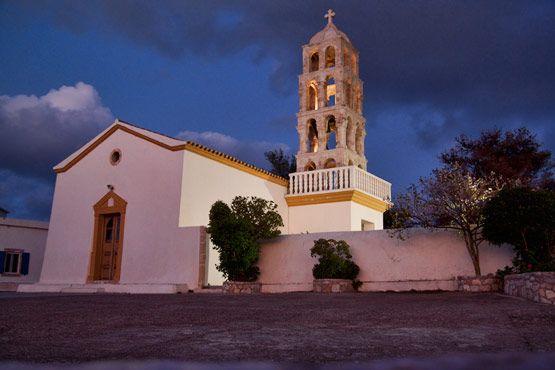 Church Kythira