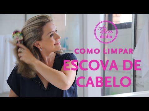como limpar escova de cabelo | #aDicadoDia