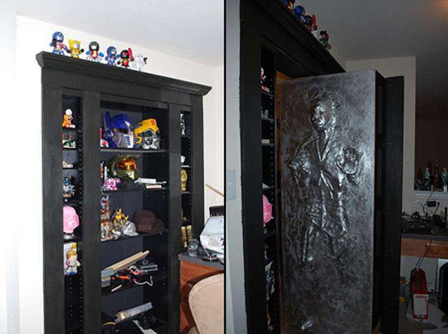 95 best secret door ideas images on pinterest home ideas for Secret door ideas