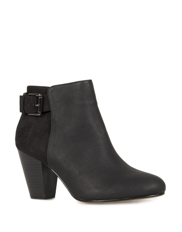 Cuban Ankle Boots