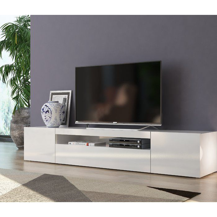 Cribbs Tv Stand Tv Stand White Tv Stands Living Room Tv Stand
