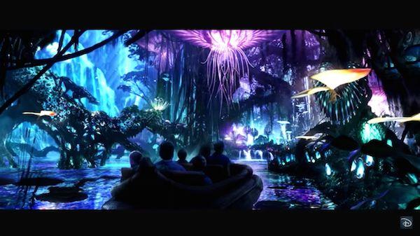 Watch: First Look At Disneys Avatar Theme Park Pandora: The World Of Avatar