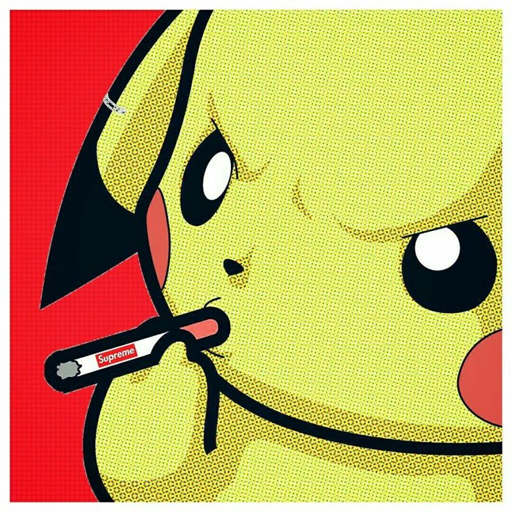 PIKA   -ArtStyle Made By Young Chino