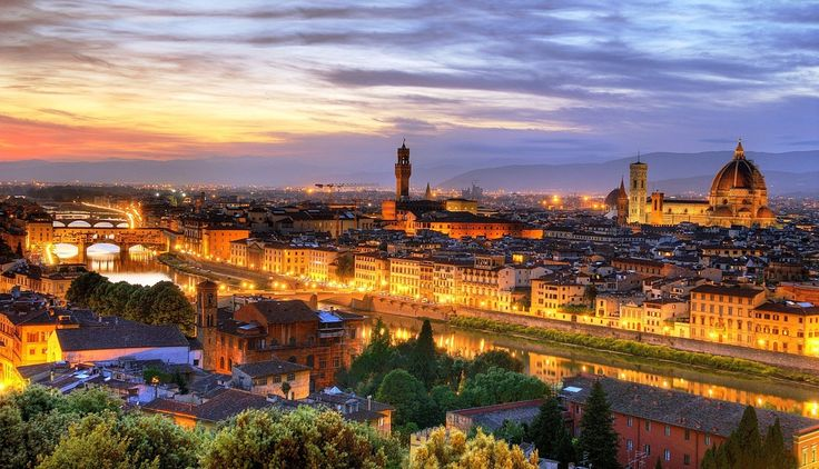 Florence, Wonderful City Of Italy - Found The World