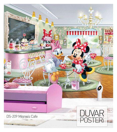 MinnieS Cafe Duvar Resmi ::