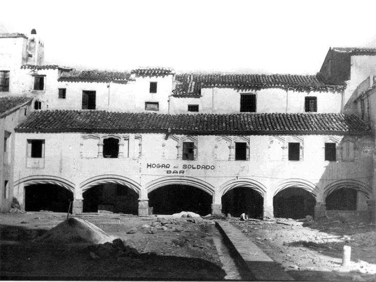 convento de las Claras 1936-39