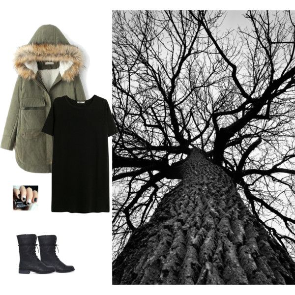 """""""A Walk in the Woods"""" by olifantgerchia on Polyvore"""