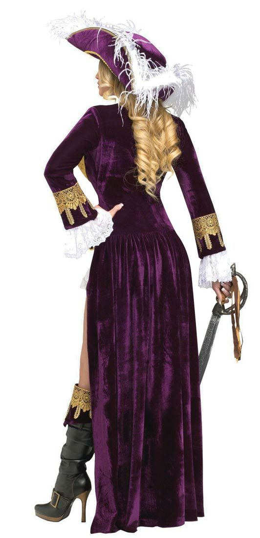 carribean queen costumes | Caribbean Queen Pirate Costume - Sexy Costumes