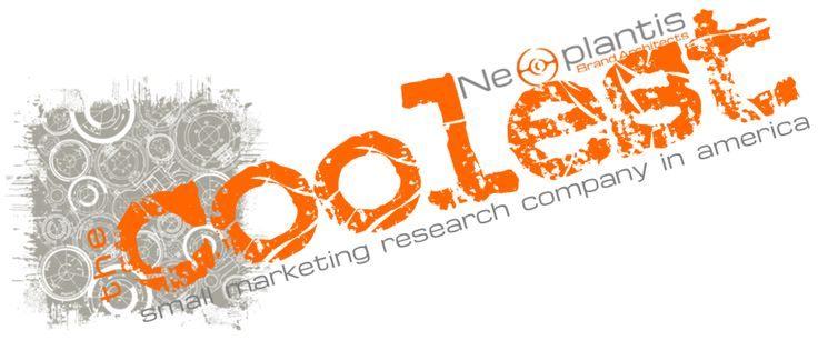 Neo! The coolest small marketing research company in America