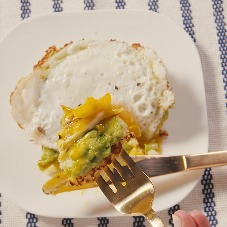 Here's a must-read article from Delish:  Avocado Cauliflower Toast