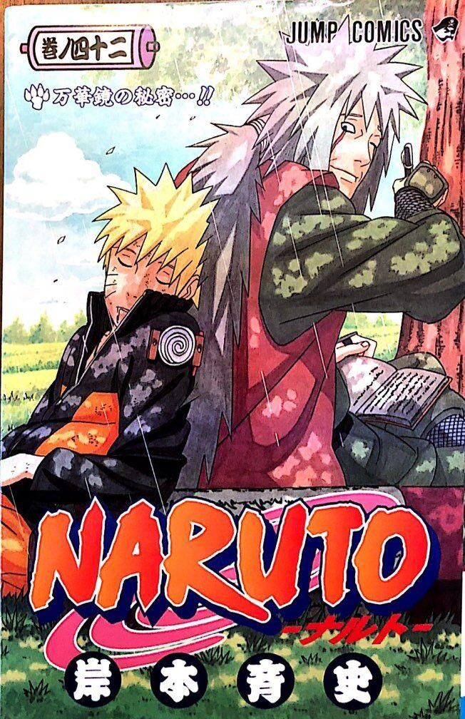 Naruto 42 Anime Wall Art Aesthetic Anime Poster Prints