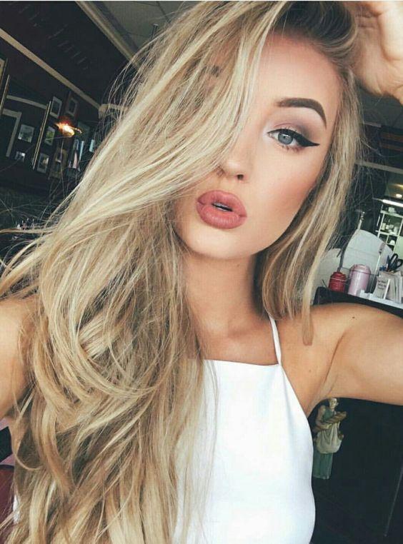 Girl on girl blonde