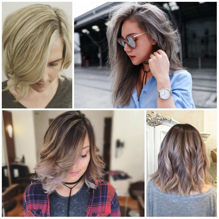 Haarfarbe hell oder dunkel