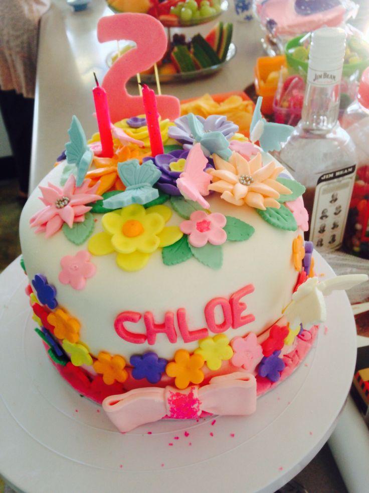2yr olds cake