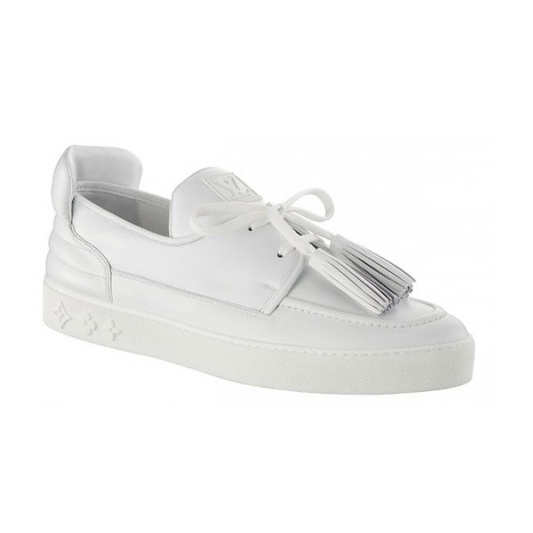 Kanye West & Louis Vuitton Sneaker Collection found on Polyvore