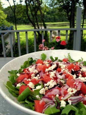 Watermelon Salad