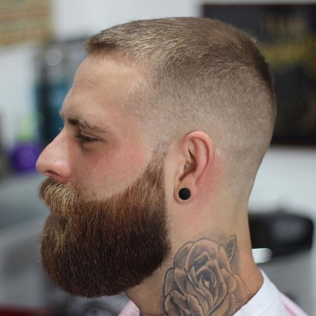beard wonder and haircut too                                                                                                                                                                                 More