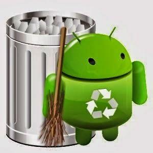 Cara mudah menghapus aplikasi bawaan android