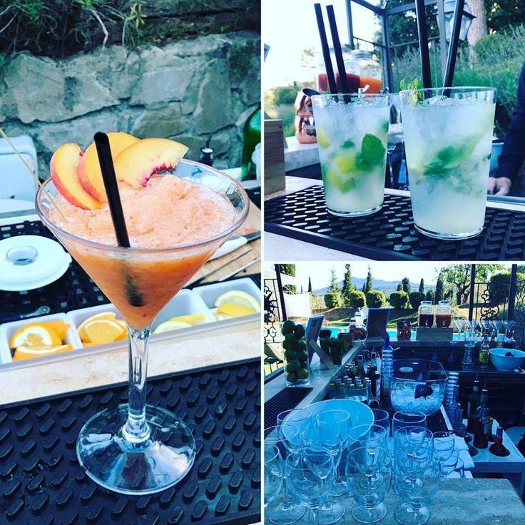 wedding cocktail, open bar, daiquiri, mojito.
